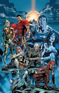 Justice League (2011- ) #26