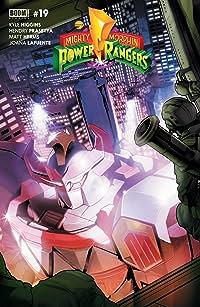 Mighty Morphin Power Rangers #19