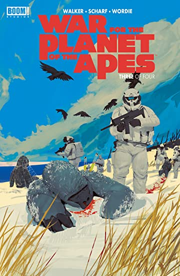 War for the Planet of the Apes #3 (of 4)