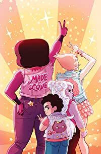 Steven Universe (2017-) #8 Subscription Ganucheau Var