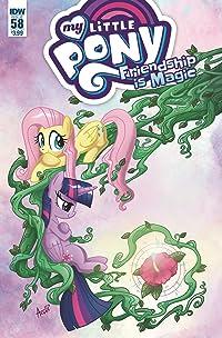 My Little Pony: Friendship Is Magic #58 Cvr A Garbowska