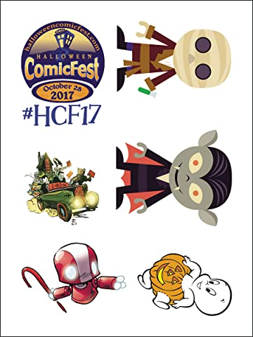 Hcf 2017 Temporary Tattoos (bag of 50)