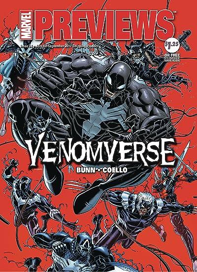 Marvel Previews #170