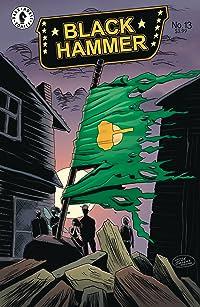 Black Hammer #13 Lemire Cvr