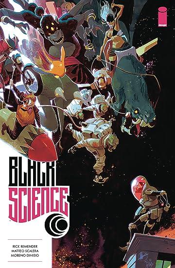 Black Science #31 (MR) Cvr A Scalera & Dinisio
