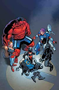 Now Us Avengers #10 Se