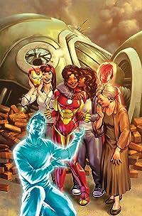 Invincible Iron Man (2016-) #11