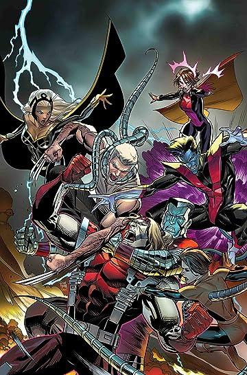 X-Men: Gold (2017-) #11