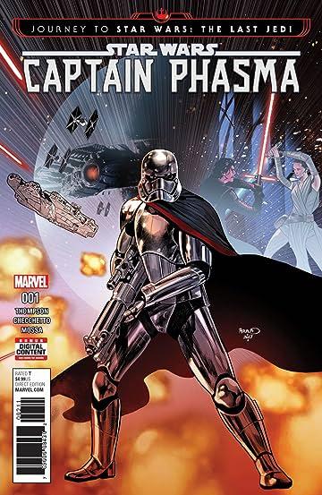 Journey To Star Wars Last Jedi Capt Phasma #1 (of 4)