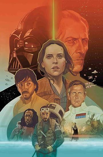 Star Wars: Rogue One Adaptation (2017) #6 (of 6)