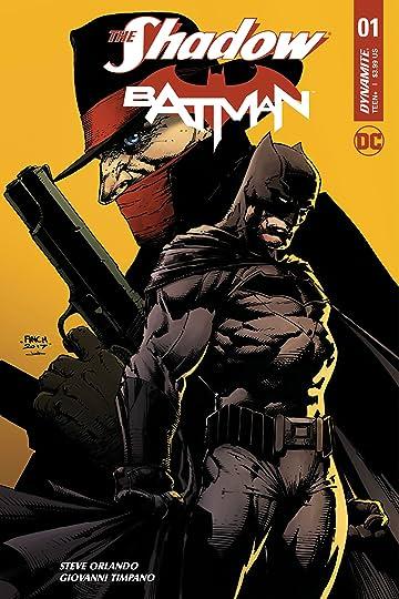 The Shadow Batman #1 Cvr A Finch