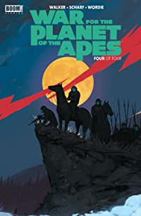 War for the Planet of the Apes #4 (of 4)