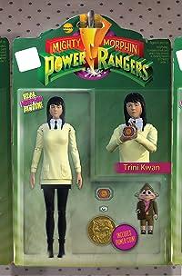 Mighty Morphin Power Rangers #20 Unlockable Mcdonald Var