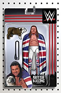 WWE #10 Unlockable Action Figure Var