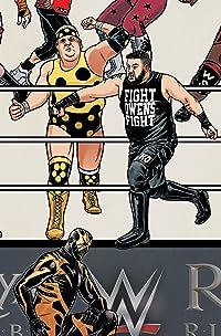 WWE #10 Unlockable Royal Rumble Var