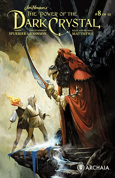 Jim Henson\'s The Power of the Dark Crystal #8 (of 12)