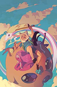 Adventure Time Comics #16 Subscription Chang Var