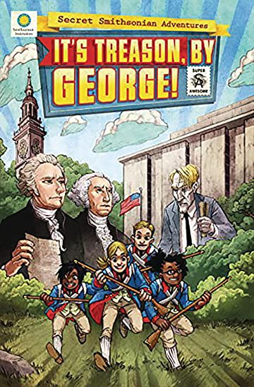Its Treason By George Yr - comiXology
