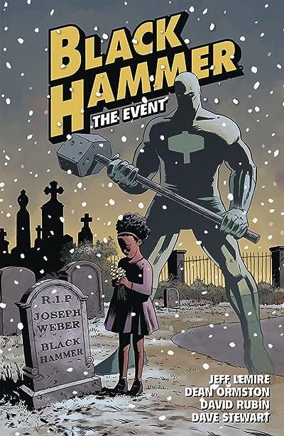 Black Hammer Vol. 2: The Event TP