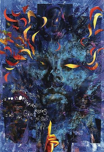 Neil Gaiman\'s American Gods: The Shadows #8 (MR) Mack Cvr