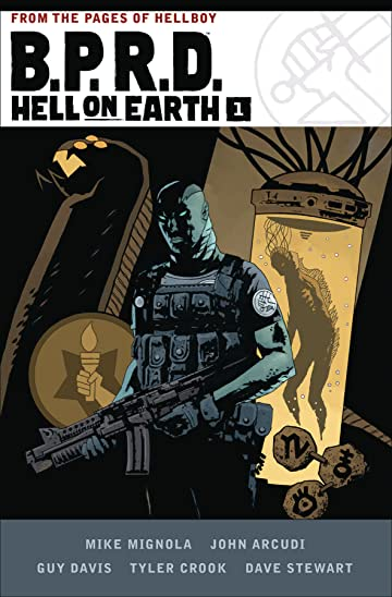B.P.R.D. Hell On Earth Vol. 1 HC