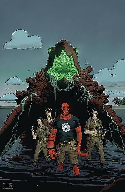 Hellboy & B.P.R.D. 1955 Occult Intelligence #2 (of 3)
