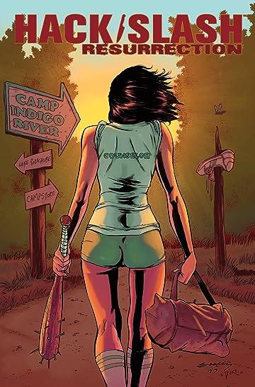 Hack/Slash Resurrection #1 (MR) Cvr A Seeley