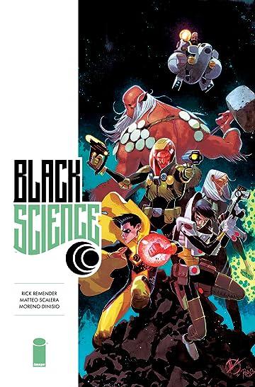 Black Science #32 (MR) Cvr A Scalera & Dinisio