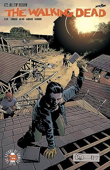 The Walking Dead #172 (MR)