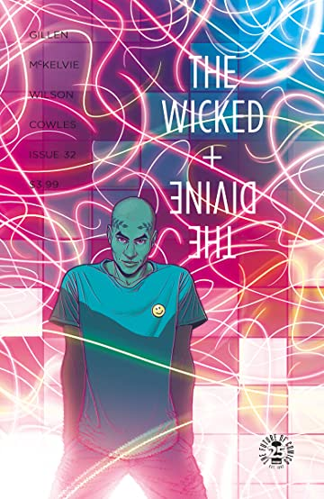 The Wicked + The Divine #32 (MR) Cvr A Mckelvie & Wilson
