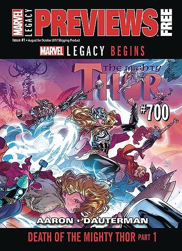 Marvel Previews #171