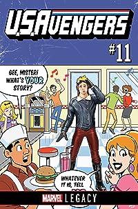 Now Us Avengers #11 Leg
