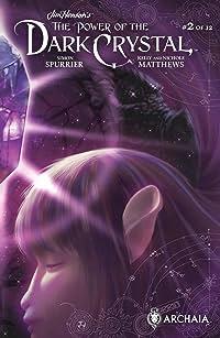 Jim Henson Power of Dark Crystal #2 (of 12) 2nd Ptg () Right