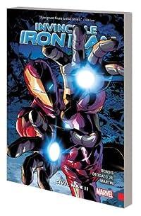 Invincible Iron Man (2016-) Vol. 3: Civil War II TP