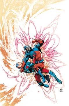 Justice League (2011- ) of America #17
