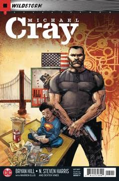Wildstorm Michael Cray #1 (of 12)