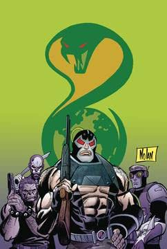 Bane Conquest #6 (of 12)