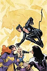 Batgirl and the Birds of Prey Vol. 2: Source Code (rebirth) TP