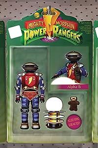 Mighty Morphin Power Rangers #21 Unlockable Mcdonald Var