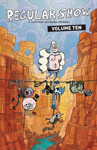 Regular Show Vol. 10 TP