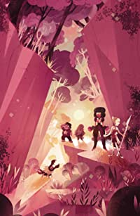 Steven Universe (2017-) #10 Subscription Dombois Var