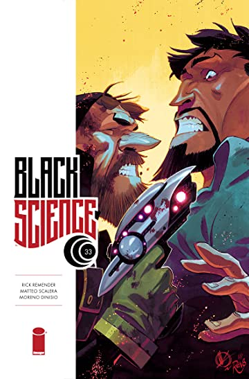 Black Science #33 (MR) Cvr A Scalera & Dinisio