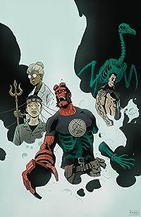 Hellboy & B.P.R.D. 1955 Occult Intelligence #3 (of 3)