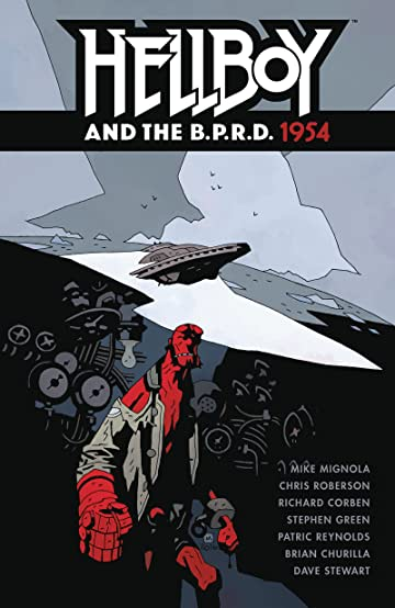 Hellboy and the B.P.R.D. 1954 TP