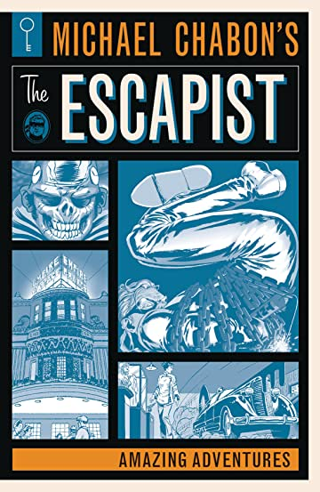 Michael Chabon Escapist Amazing Adv TP