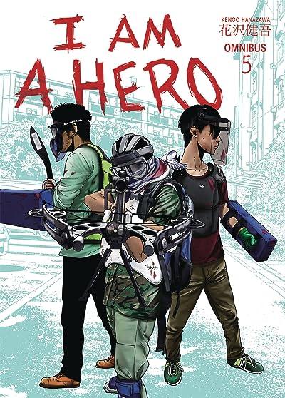 I Am A Hero Omnibus Vol. 5 TP