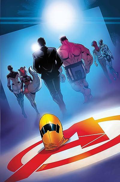 Now Us Avengers #12 Leg