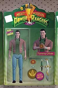 Mighty Morphin Power Rangers #22 Unlockable Action Figure Var
