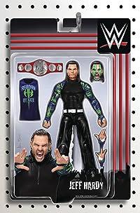 WWE #12 Unlockable Action Figure Var