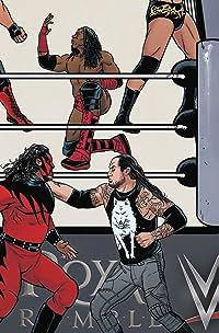 WWE #12 Unlockable Royal Rumble Var